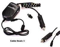 Universal Laptop Notebook Car Charger DC Power Adaptor