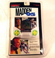 Sealed Tiger Electronics Madden 95 Football Lcd Handheld Video Game Arcade