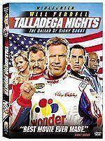 DVD: Talladega Nights: The Ballad of Ricky Bobby, . Good Cond.: Ferrell, Will, R