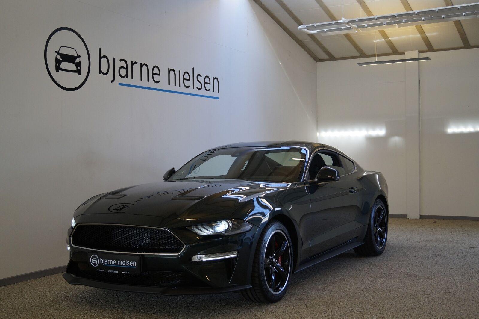 Ford Mustang 5,0 V8 GT Fastback Bullitt - billede 7