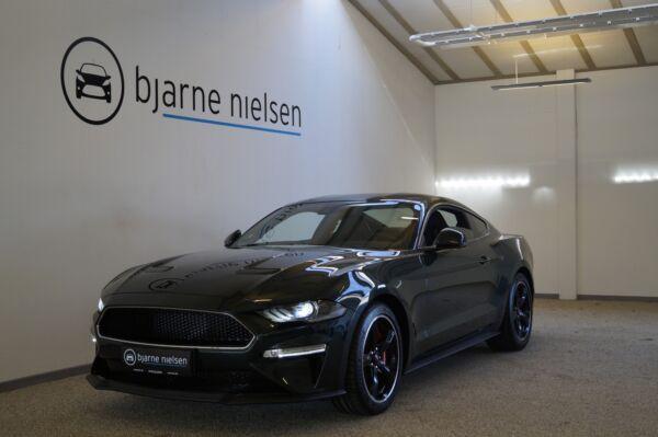 Ford Mustang 5,0 V8 GT Fastback Bullitt billede 7
