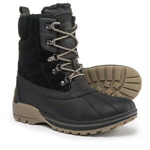 New-Men-s-Pajar-Barns-Snow-Boots-Insulated-Waterproof-Leather-MSRP-170