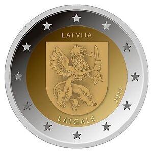 LETLAND-SPECIALE-2-EURO-2017-LATGALE