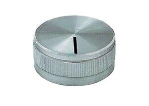 Manopola-per-potenziometro-asse-6mm-in-alluminio-a-vite-diametro-27-5mm-knob