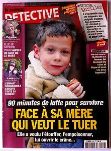 Inventif Detective Du 14/11/2012; L'enfant Somnambule Exécute Toute Sa Famille