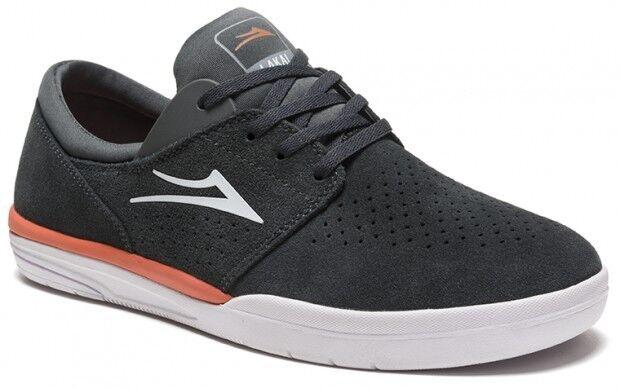 Lakai - Fremont - Charcoal Suede - Skate Shoes