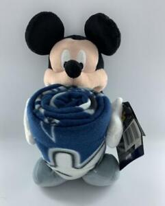 Dallas Cowboys Mickey Mouse Disney Throw and Pillow Set (New) Canada Preview