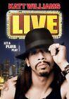 Katt Williams Live 0741952756095 DVD Region 1