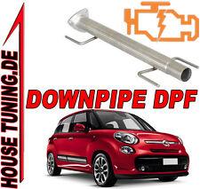 Tubo Rimozione FAP DPF Downpipe Fiat 500L 500 L 1.3 Mjet JTD 85 95 cv Euro5 T5F