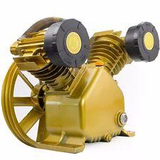 17.5 CFM 145 PSI TWIN CYLINDER AIR COMPRESSOR V PUMP 5HP - 5.5HP ELECTRIC MOTOR