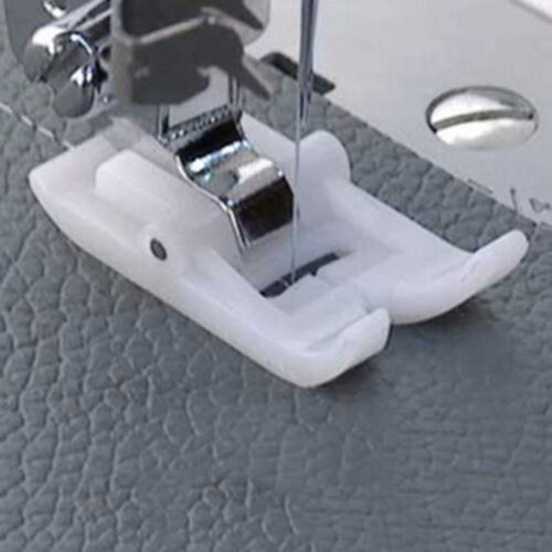 Sewing Machine Teflon Foot Snap Clip On Presser For JanomeBrother Domestic Acce.