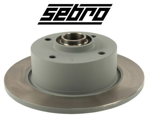 For Porsche 914 72-76 Front Left or Right Disc Brake Rotor Sebro 600 1591 00