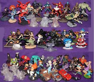 DIsney-Infinity-1-0-2-0-3-0-You-Pick-your-Figures-Free-Shipping-Buy-4-get-1-FREE