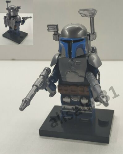 Lego Star Wars Figur Jango Fett kompatibel minifiguren CE zertifiziert