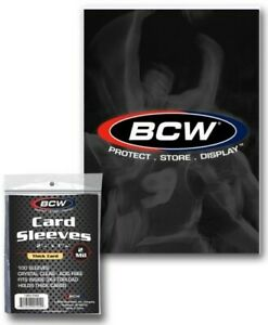 BCW-Thick-Trading-Card-Sleeves-2-3-4-034-x-3-13-16-034-Qty-10-000