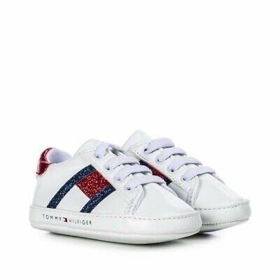 Tommy Hilfiger gr. 21 Schuhe Sneaker blau junge neu lauflernschuh