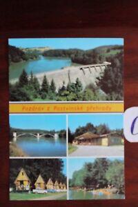 Postkarte Ansichtskarte Tschechien Pastviny - Leipzig, Deutschland - Postkarte Ansichtskarte Tschechien Pastviny - Leipzig, Deutschland