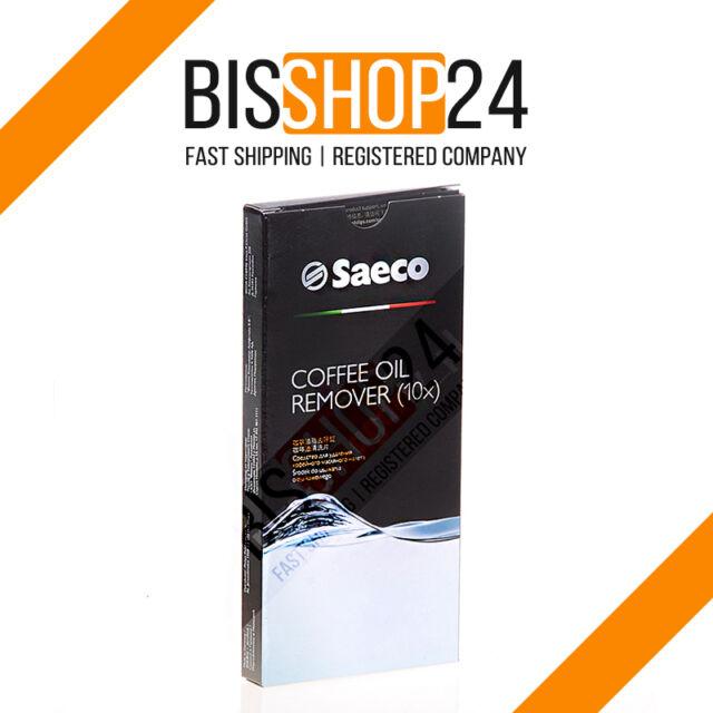 Saeco kaffeefettlöser coffeeclean 2 x 10 pièces pour le café vollautomaten