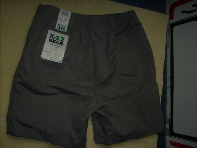 K12 Gear girls shorts size 14-1/2 gray