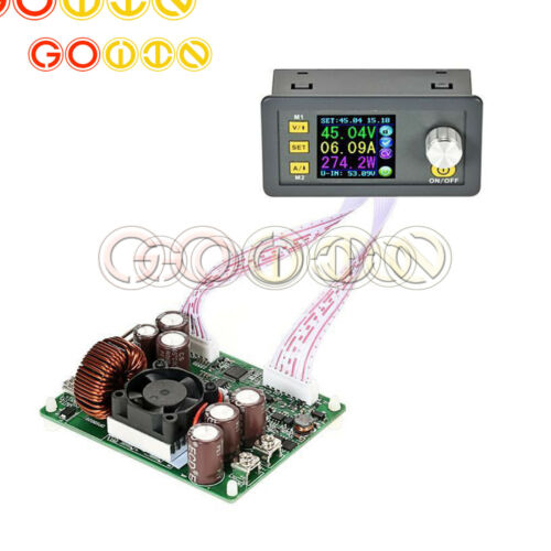 DPS3012//DPS5015//DPS5020 Adjustable Step-down Regulated LCD Digital Power Supply