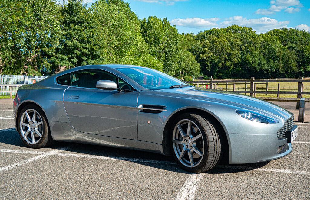 2006 Aston Martin 4.3 Litre V8 Vantage.
