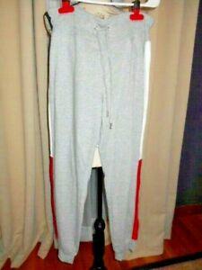 Nuevo Con Etiquetas Para Mujer Tommy Hilfiger Sudor Pantalones Chandal Talla M Ebay