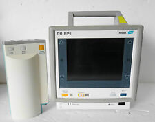 Philips M3 M3046A Colour Patient Monitor Philips M3000A SpO2,NIBP,ECG Module