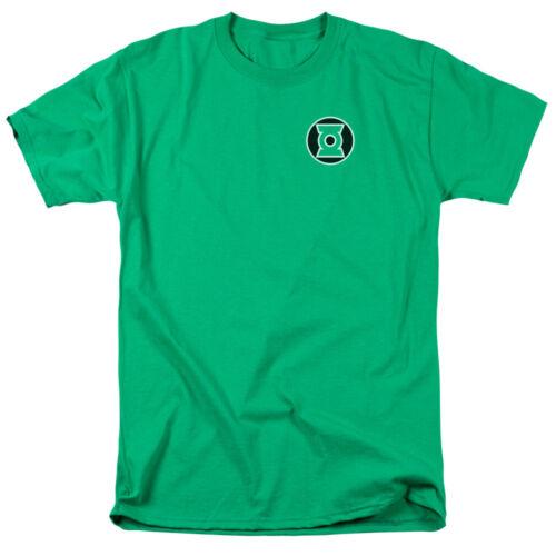 Green Lantern KYLE RAYNER LOGO Licensed Adult T-Shirt All Sizes