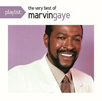 Marvin Gaye - Playlist: The Very Best Of Marvin Gaye [new Cd] on sale