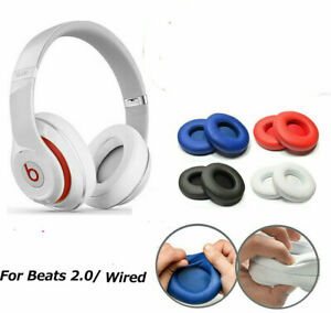 2-Replacement-Earpad-Ear-Pads-Cushion-For-Beats-by-Dr-Dre-Solo-2-Wired-Headphone