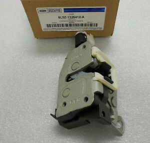Ford Ranger Super Cab Rear Side Lower Door Latch New Oem