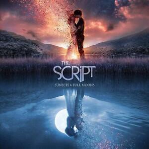 The-Script-Sunsets-amp-Full-Moons-CD-Sent-Sameday