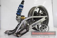 06 07 08 Kawasaki Ninja Ex 650r Er6n Rear Swingarm Swing Arm Wheel Rim Shock