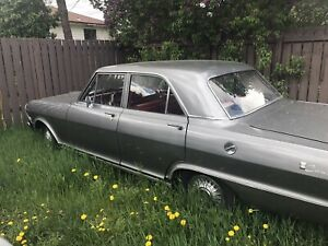 1965 Pontiac Acadian