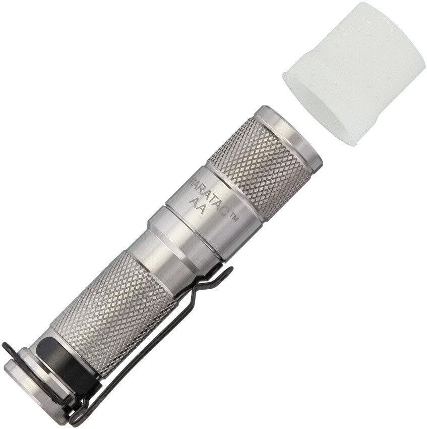 Maratac AA Titanium Flashlight Q24 (AA TITANIUM FLASHLIGHT)