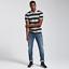 Timberland-Men-039-s-Short-Sleeve-Pique-Summer-100-Cotton-Polo-Shirt-A1KVN thumbnail 6