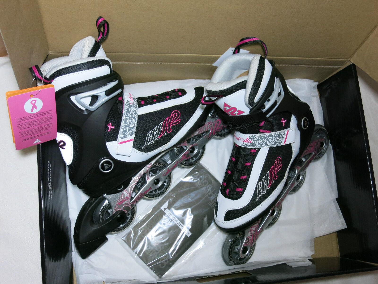 TOP NEU K2 ASCENT ALU Gr. Inliner 40 Inliner Gr. Skates Inlineskates NEU  149,95 28f328