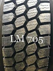 New Winter Drive Tires - Longmarch / Mjolinir  - DRIVE , TRAILER & STEER TIRES - 11r22.5 11r24.5 / 24.5 22.5 Medicine Hat Alberta Preview