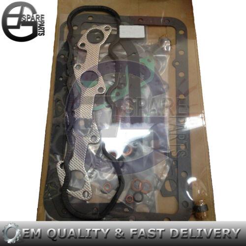 4TNV98T 4TNV98 S4D98E-2NFN Overhaul Gasket Kit for Yanmar Komatsu Engine SK1020