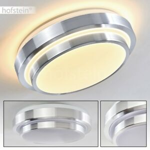 Plafonnier LED Lustre Lampe à suspension ronde Lampe de salle de ...