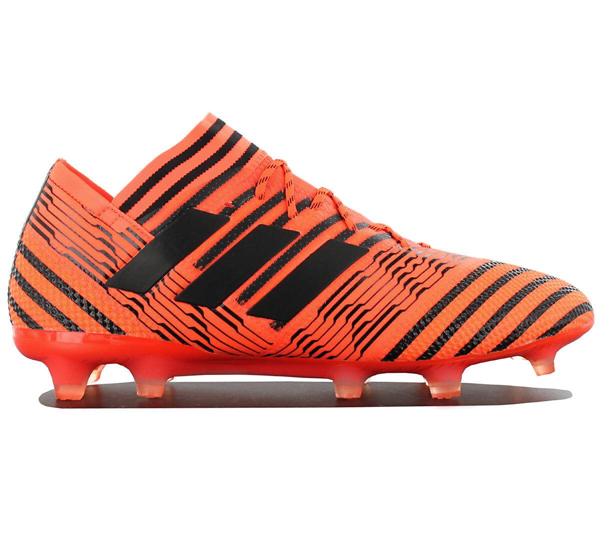 Adidas nemeziz 17.1 FG  Pyro Storm  señores levas botas de fútbol Ace bb6079 nuevo