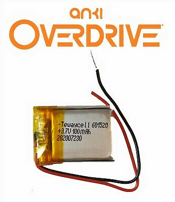 Anki Overdrive Car Supertruck Battery Upgrade 3 7v 135mha Uk Stocked Item Ebay
