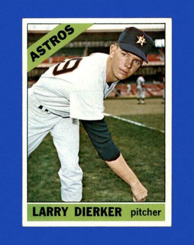 1966-Topps-Set-Break-228-Larry-Dierker-NR-MINT-GMCARDS
