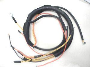 32 1932 ford car truck dash cowl harness wiring orignal 8 cyl new ebay rh ebay com