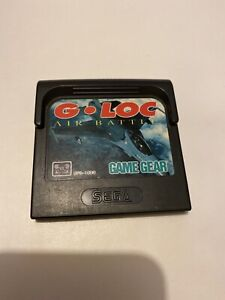 😍 jeu sega game gear pal gamegear g loc air battle avion chasse guerre battle