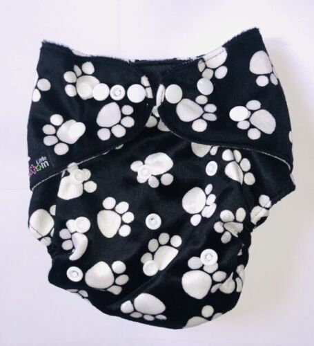Reusable Pocket Nappies With One Microfibre Insert