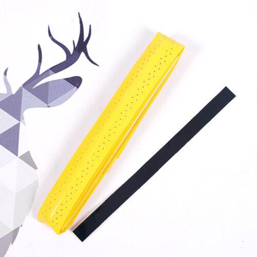 6Colors Anti-slip Racket Grip Badminton Sweatband Outdoor Tennis Tape Hand Grips