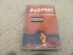 REDMAN - DARE IZ A DARKSIDE - ALBUM CASSETTE - HIP HOP - DEF JAM -RED CASSETTE