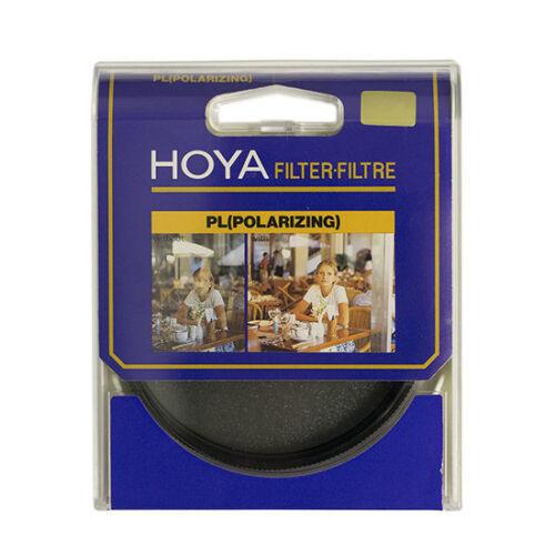 Hoya 72mm 72 Mm Lineal polariza polarizante polariser Pl Cámara Lente Filtro