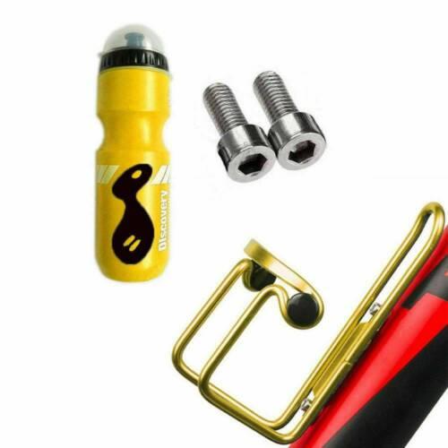 Flaschenhalter Trinkflaschenhalter Fahrrad Getränkehalter Alu Can Holder+Bottle